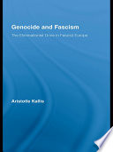 Genocide And Fascism