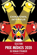 Chinatown, intérieur Book