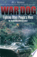 War Dog  Fighting Other People s Wars
