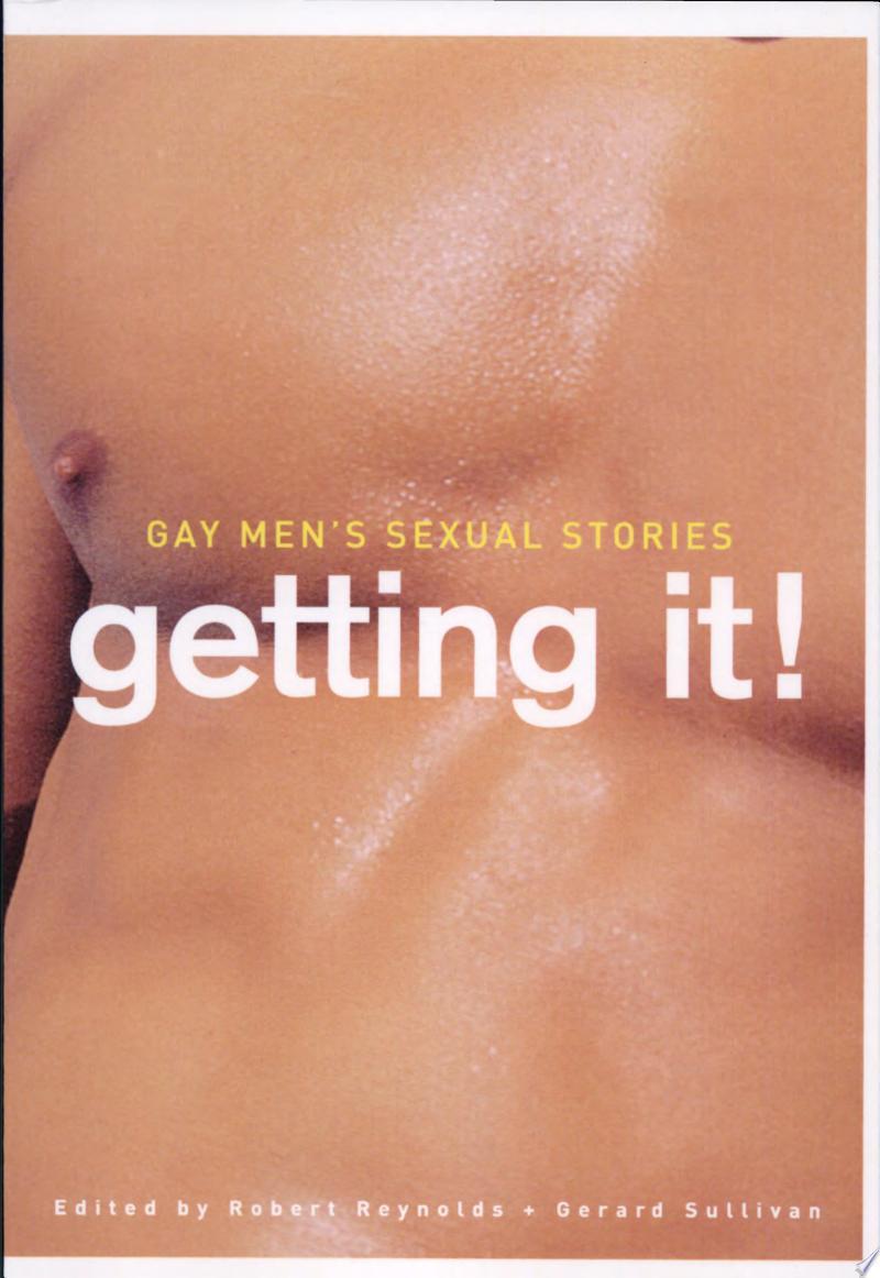 Gay Men's Sexual Stories banner backdrop