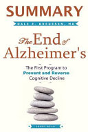 SUMMARY The End of Alzheimer s