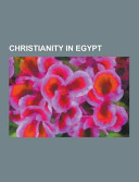 Christianity In Egypt