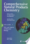 Comprehensive Natural Products Chemistry: DNA and aspects of molecular biology