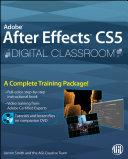Adobe After Effects CS5 Digital Classroom [Pdf/ePub] eBook
