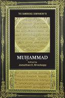 The Cambridge Companion to Muhammad ebook