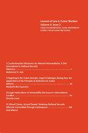 Cyber Counterterrorism, Cyber International Conflict, Virtual Cyber War Crimes
