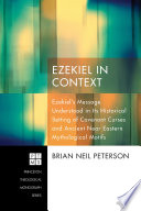 Ezekiel in Context Book PDF