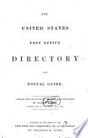 The United States Post Office Directory and Postal Guide