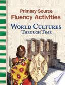 Primary Source Fluency Activities  World Cultures