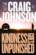 Kindness Goes Unpunished Pdf