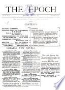 Epoch Book