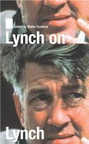 Lynch on Lynch, Revised Edition