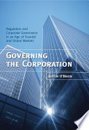 Governing The Corporation