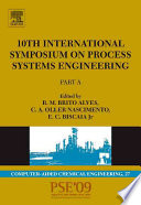 10th International Symposium On Process Systems Engineering
