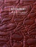 Restaurant Reservation Book