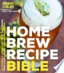 Home Brew Recipe Bible Book