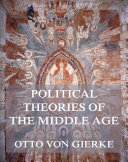 Political Theories of the Middle Age [Pdf/ePub] eBook