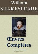 Pdf William Shakespeare : Oeuvres complètes — 53 titres (Nouvelle édition enrichie) Telecharger