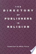 The Directory of Publishers in Religion