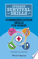 Communication Skills for Nurses Book PDF