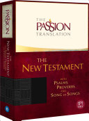 The Passion Translation New Testament (Black)