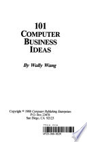 101 Computer Business Ideas