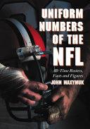 Uniform Numbers of the NFL [Pdf/ePub] eBook