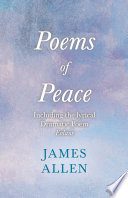 Poems of Peace   Including the lyrical Dramatic Poem Eolaus