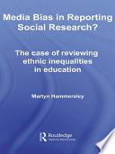 Media Bias in Reporting Social Research