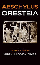 Oresteia Book