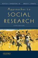 Approaches to Social Research Book