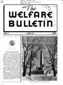 Welfare Magazine