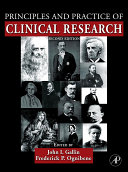Principles and Practice of Clinical Research [Pdf/ePub] eBook