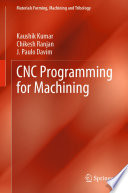 CNC Programming for Machining