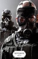 Notebook Tom Clancys Rainbow Six Siege
