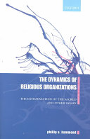 The Dynamics of Religious Organizations