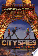 City Spies James Ponti Cover