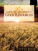 Managing and Growing God s Resources