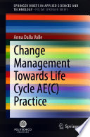 Change Management Towards Life Cycle AE C  Practice