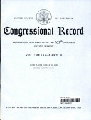 Congressional Record V 144 Pt 10 June 25 1998 To July 14 1998