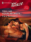 Tell Me Your Secrets... Book