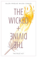[Dogfood]The Wicked + The Divine Vol. 1: The Faust Act