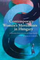 Contemporary Women s Movements in Hungary