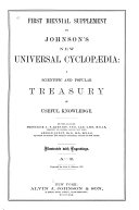 Johnson s New Universal Cyclopaedia