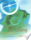 """""""Finance and Accounting for Business"""" by Bob Ryan"""