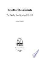 Revolt of the Admirals