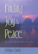 Finding Joy and Peace