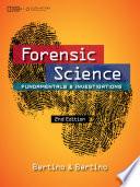 Forensic Science Fundamentals Investigations Book PDF