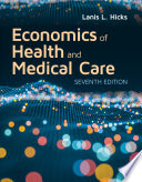 Economics of Health and Medical Care Book