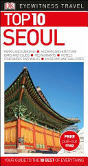 Eyewitness Top 10 Travel Guide Seoul